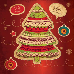 Vianočný pozdrav 113VP