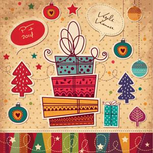 Vianočný pozdrav 114VP