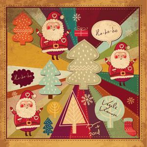 Vianočný pozdrav 115VP