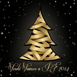 Vianočný pozdrav 122VP