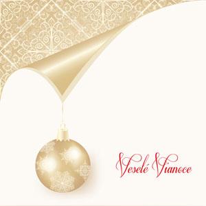 Vianočný pozdrav 125VP