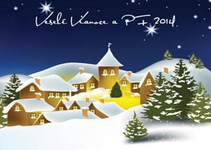 Vianočný pozdrav 131VP