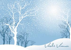 Vianočný pozdrav 132VP