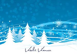 Vianočný pozdrav 135VP
