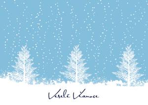 Vianočný pozdrav 136VP