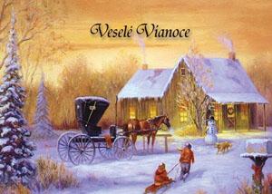Vianočný pozdrav 139VP