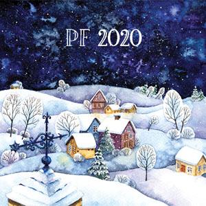 Vianočný pozdrav 15VP