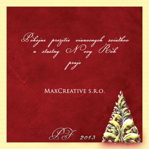 Vianočný pozdrav 16VP