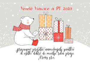 Vianočný pozdrav 18VP