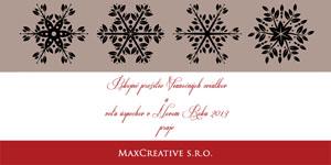 Vianočný pozdrav 19VP