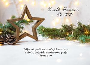 Vianočný pozdrav 27VP