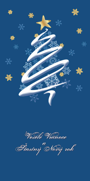 Vianočný pozdrav 30VP