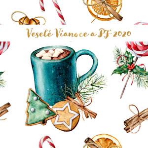 Vianočný pozdrav 32VP