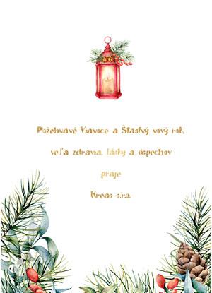 Vianočný pozdrav 36VP