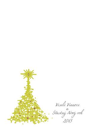 Vianočný pozdrav 40VP