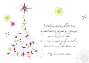 Vianočný pozdrav 41VP