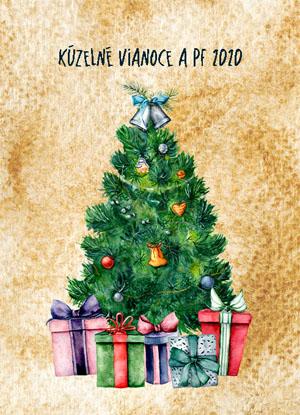 Vianočný pozdrav 43VP