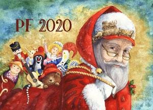 Vianočný pozdrav 51VP