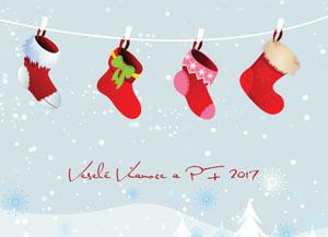 Vianočný pozdrav 58VP