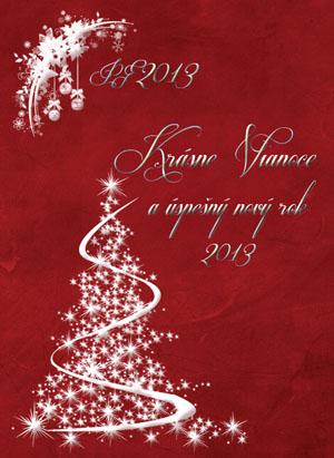 Vianočný pozdrav 60VP