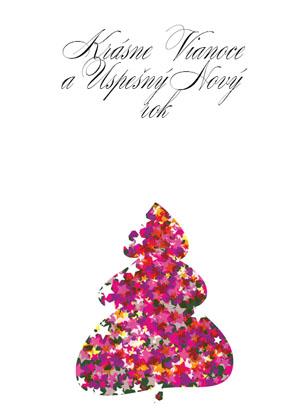 Vianočný pozdrav 66VP