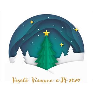 Vianočný pozdrav 67VP