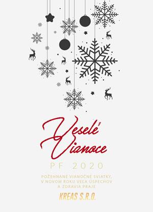 Vianočný pozdrav 72VP