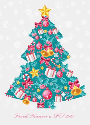 Vianočný pozdrav 73VP