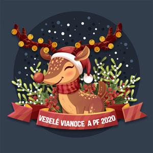 Vianočný pozdrav 78VP