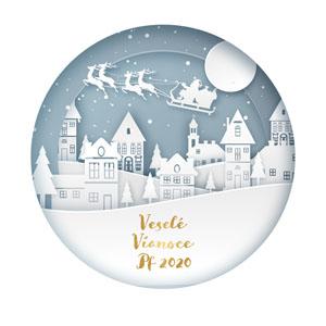 Vianočný pozdrav 80VP