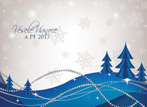 Vianočný pozdrav 84VP