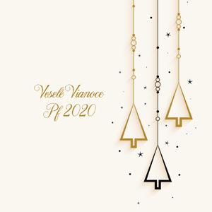 Vianočný pozdrav 86VP
