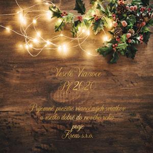 Vianočný pozdrav 87VP