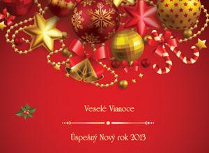 Vianočný pozdrav 92VP
