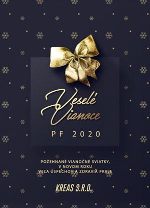 Vianočný pozdrav 95VP