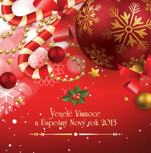 Vianočný pozdrav 96VP